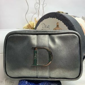 Christian Dior cosmetic pouch NWOT